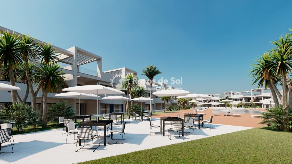 Ground Floor Apartment  in Finestrat, Costa Blanca (sunnyh-gfb) - 8