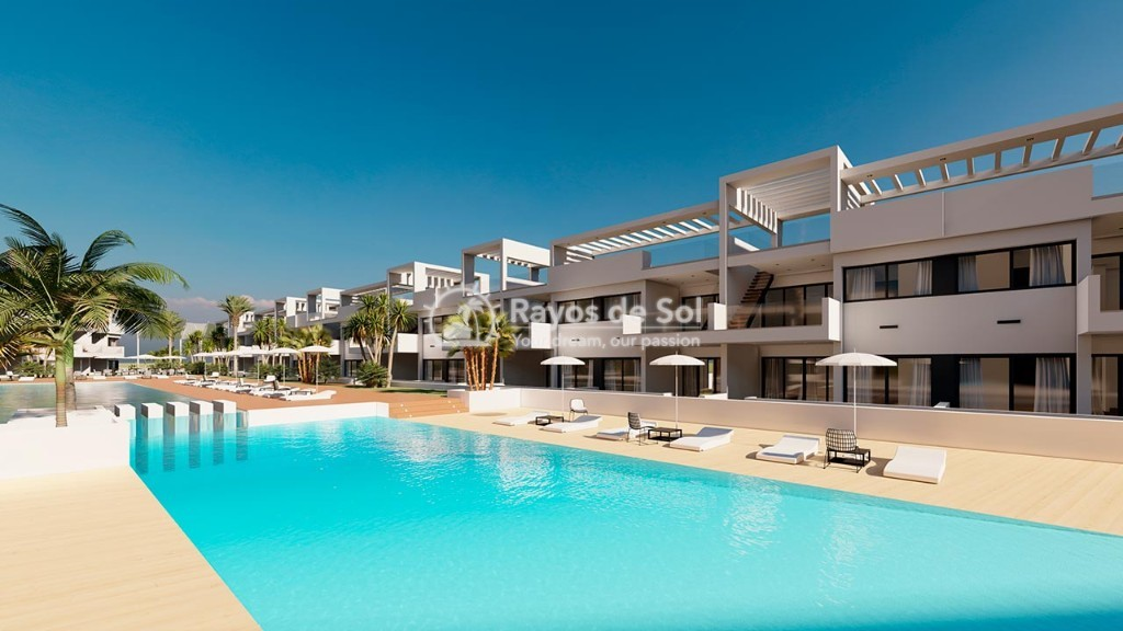 Ground Floor Apartment  in Finestrat, Costa Blanca (sunnyh-gfb) - 9