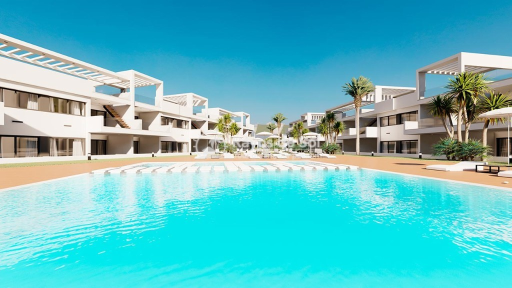 Ground Floor Apartment  in Finestrat, Costa Blanca (sunnyh-gfb) - 14