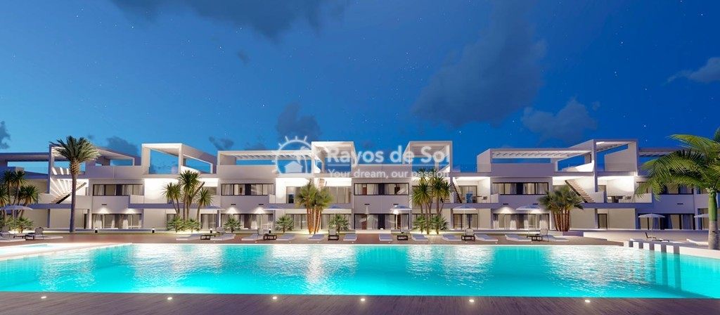 Ground Floor Apartment  in Finestrat, Costa Blanca (sunnyh-gfb) - 13