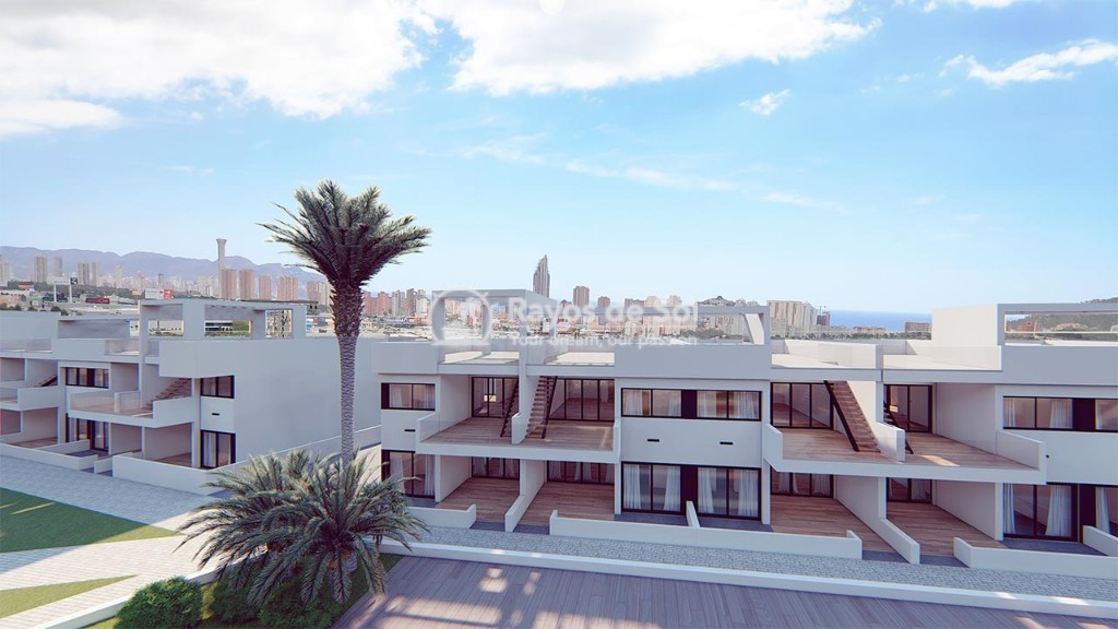 Ground Floor Apartment  in Finestrat, Costa Blanca (sunnyh-gfb) - 17
