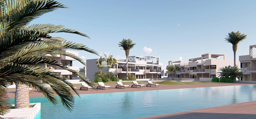 Ground Floor Apartment  in Finestrat, Costa Blanca (sunnyh-gfb) - 16