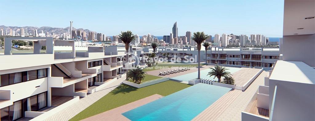 Penthouse  in Finestrat, Costa Blanca (sunnyh-tfb) - 1
