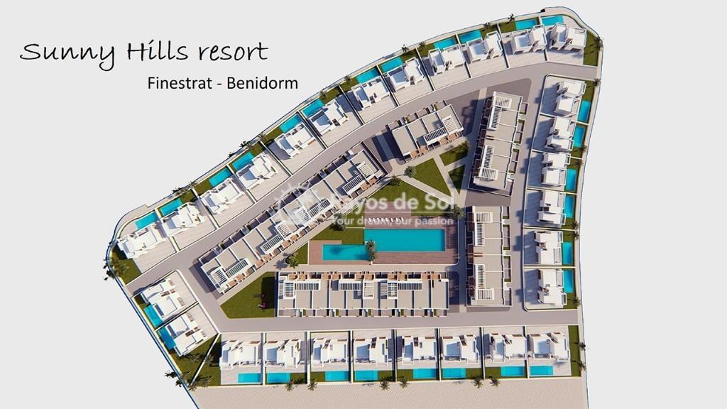 Penthouse  in Finestrat, Costa Blanca (sunnyh-tfb) - 10