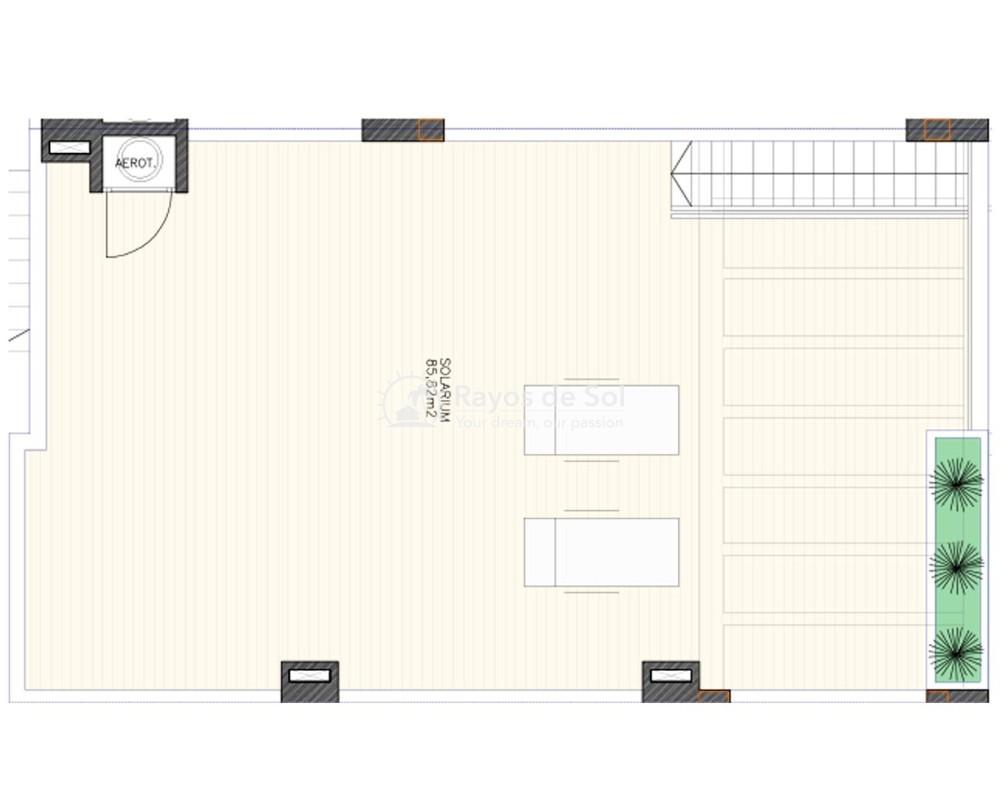 Penthouse  in Finestrat, Costa Blanca (sunnyh-tfb) - 18