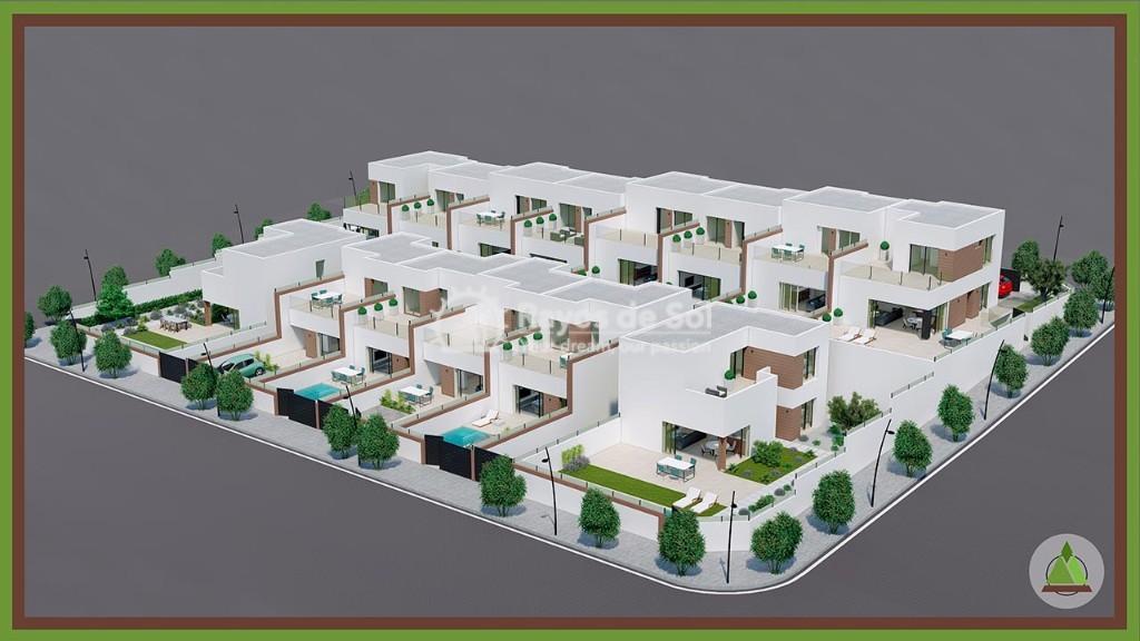 Villa  in Benijofar, Costa Blanca (laalameda-villa) - 40