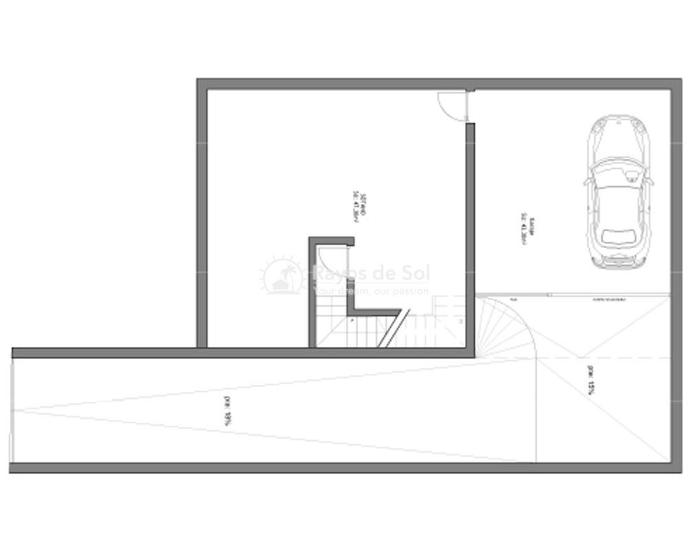 Villa  in Benijofar, Costa Blanca (laalameda-villa) - 37