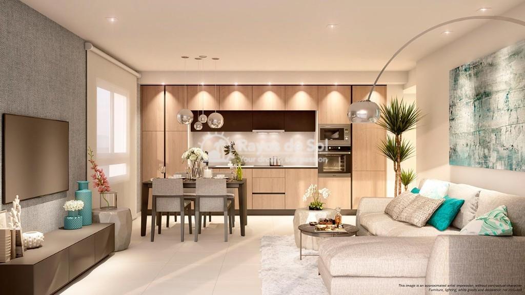 Apartment  in Campoamor, Orihuela Costa, Costa Blanca (boavista-ph-3d) - 2