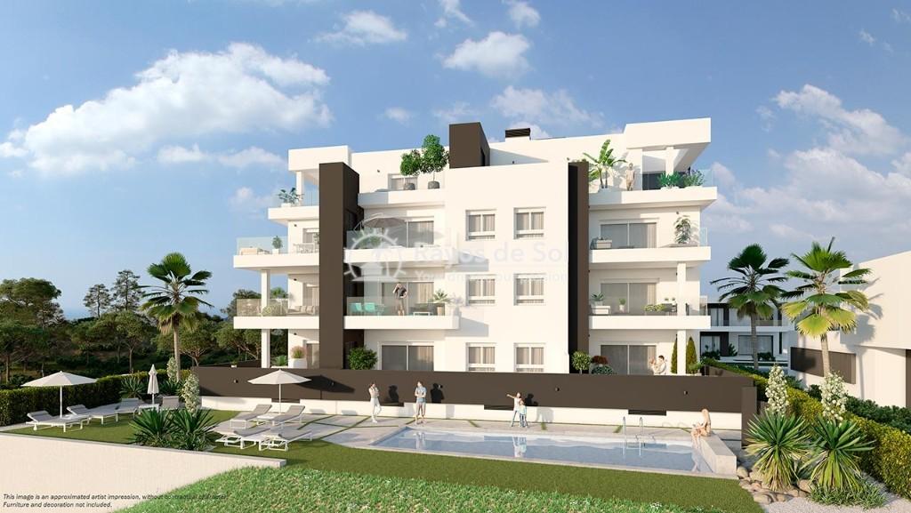 Apartment  in Campoamor, Orihuela Costa, Costa Blanca (boavista-ph-3d) - 1