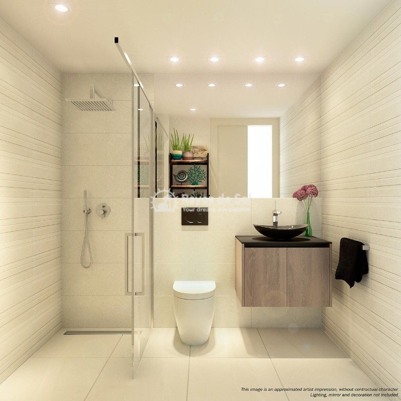 Apartment  in Campoamor, Orihuela Costa, Costa Blanca (boavista-ph-3d) - 3