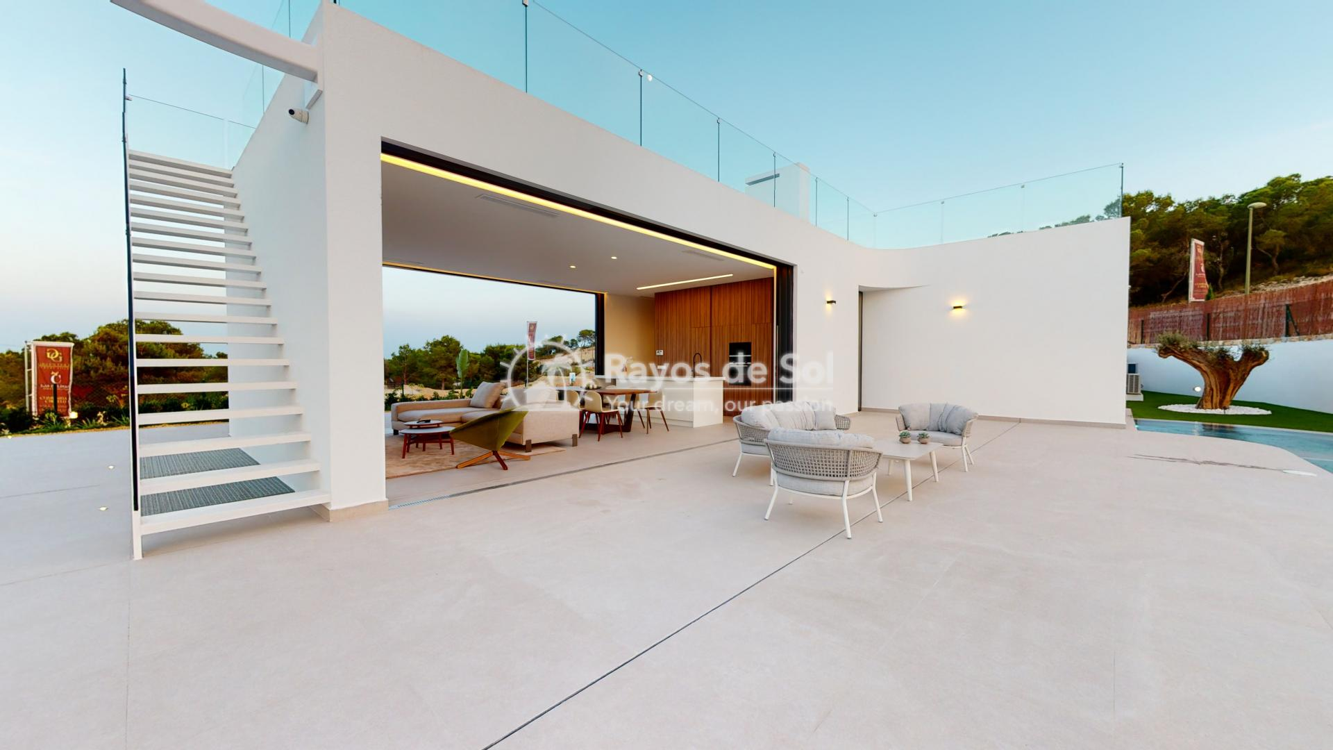Villa  in Las Colinas, Orihuela Costa, Costa Blanca (greeng-eliseo) - 12
