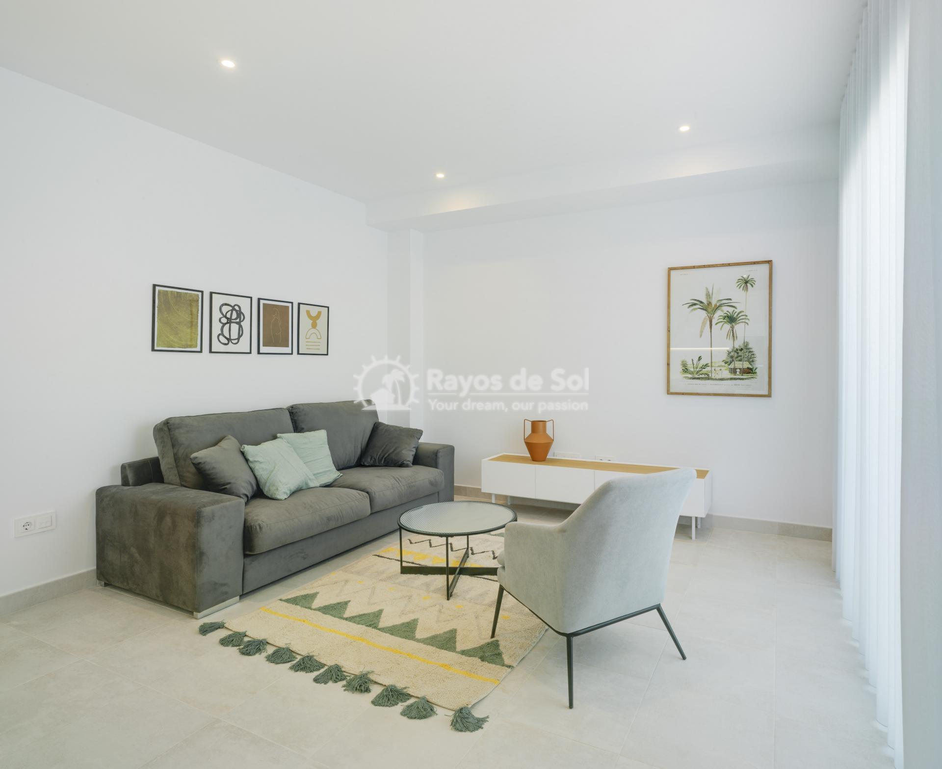 Ground Floor Apartment  in Pilar de la Horadada, Costa Blanca (playamar8-gf) - 4