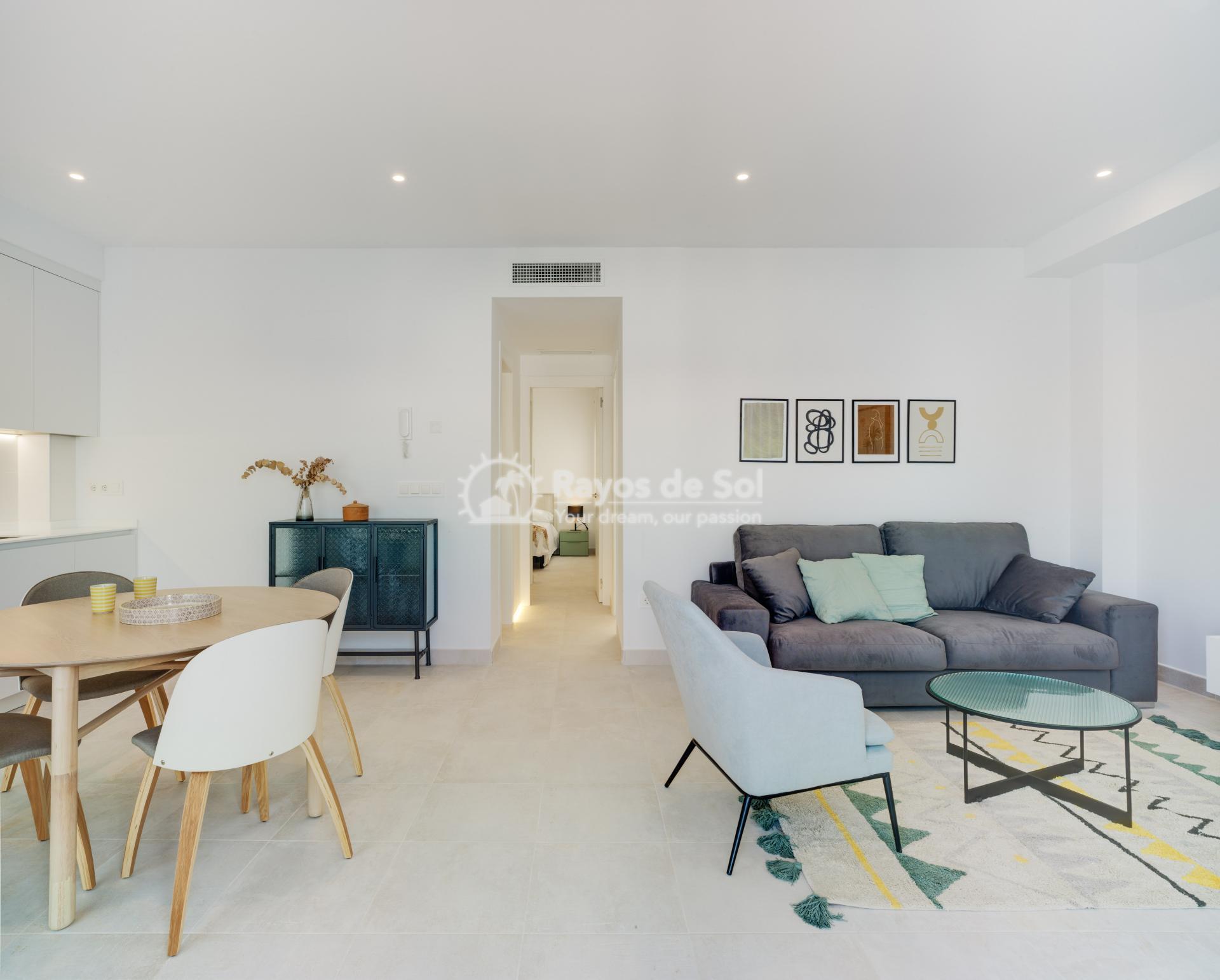 Ground Floor Apartment  in Pilar de la Horadada, Costa Blanca (playamar8-gf) - 2