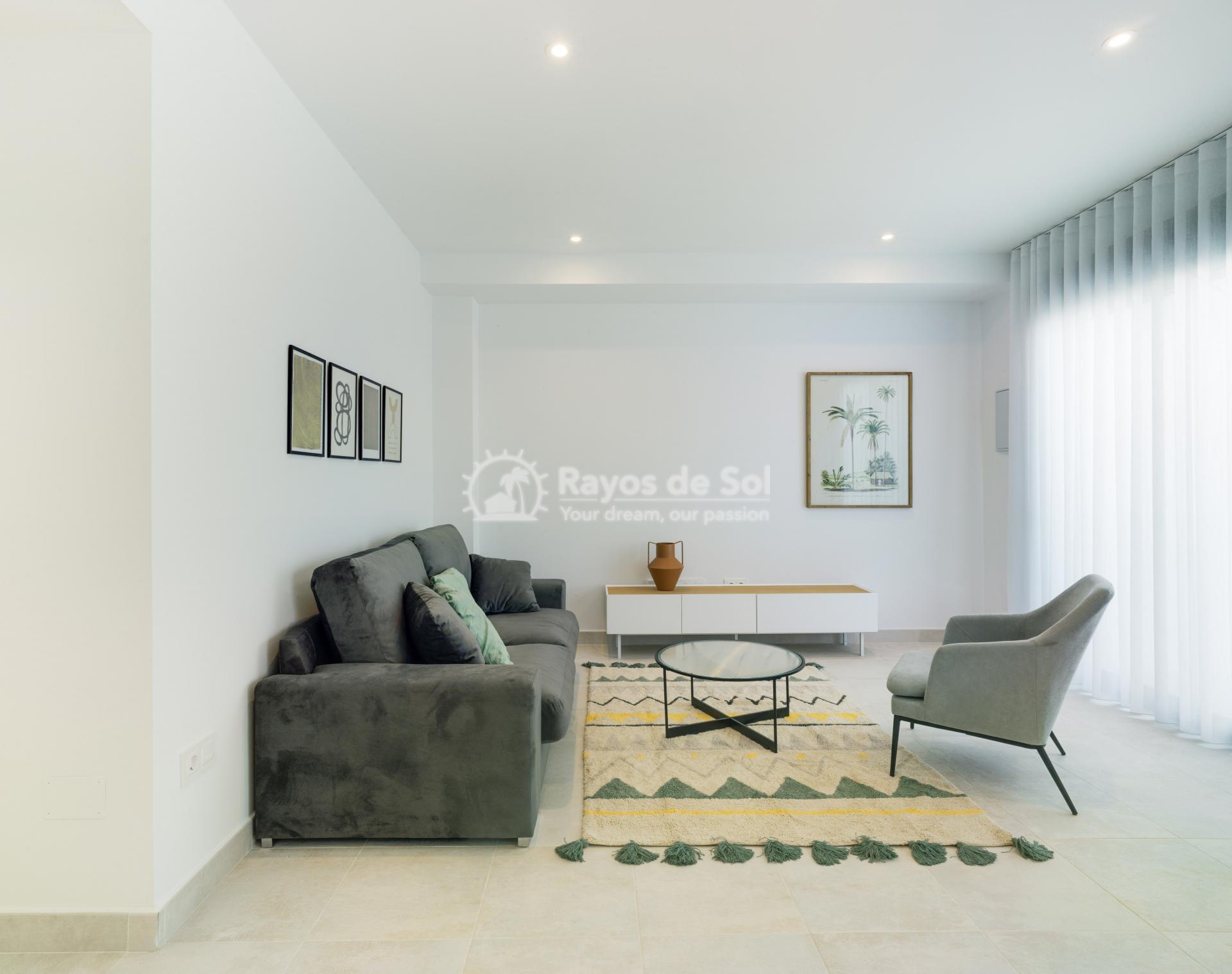 Ground Floor Apartment  in Pilar de la Horadada, Costa Blanca (playamar8-gf) - 5