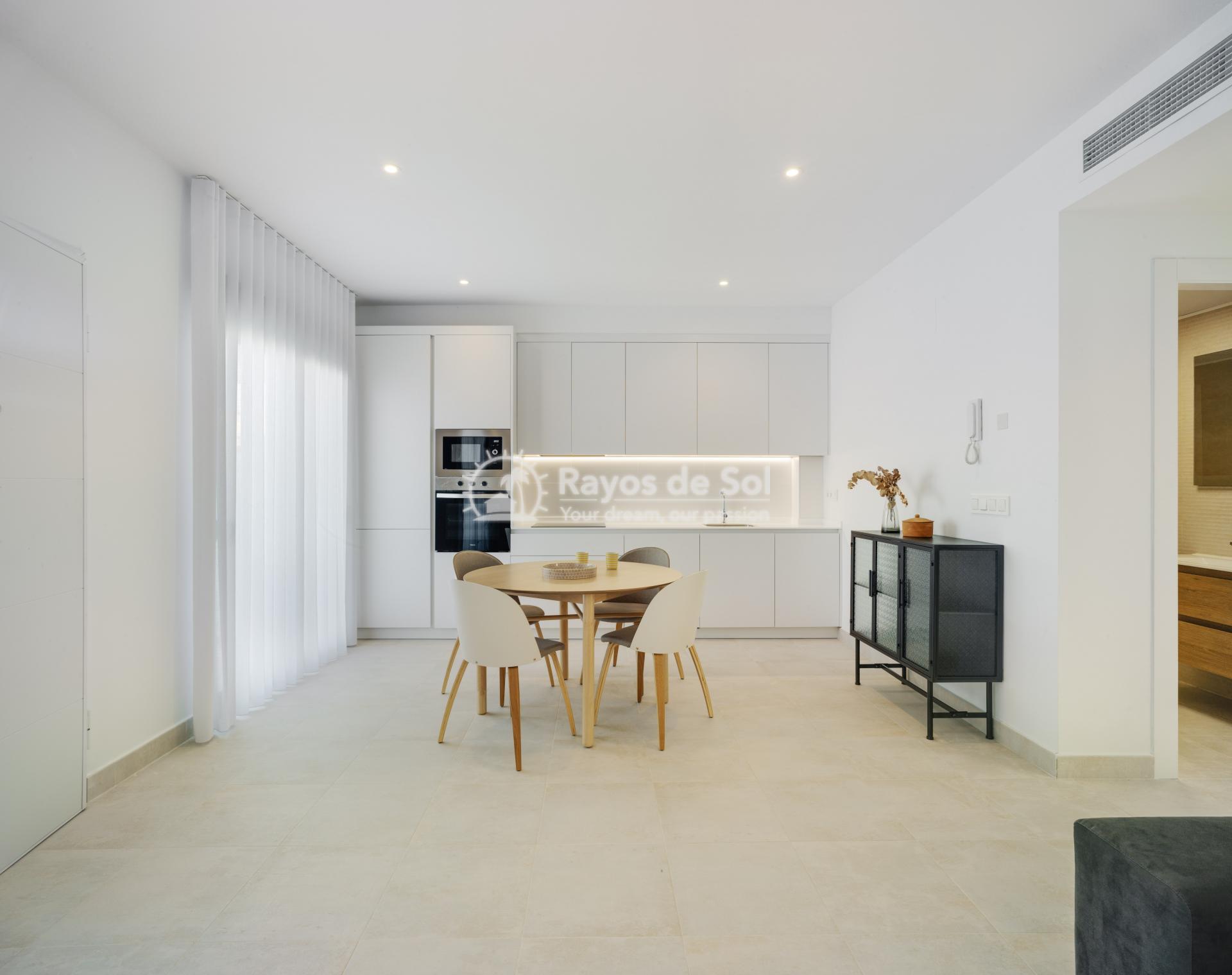 Ground Floor Apartment  in Pilar de la Horadada, Costa Blanca (playamar8-gf) - 6