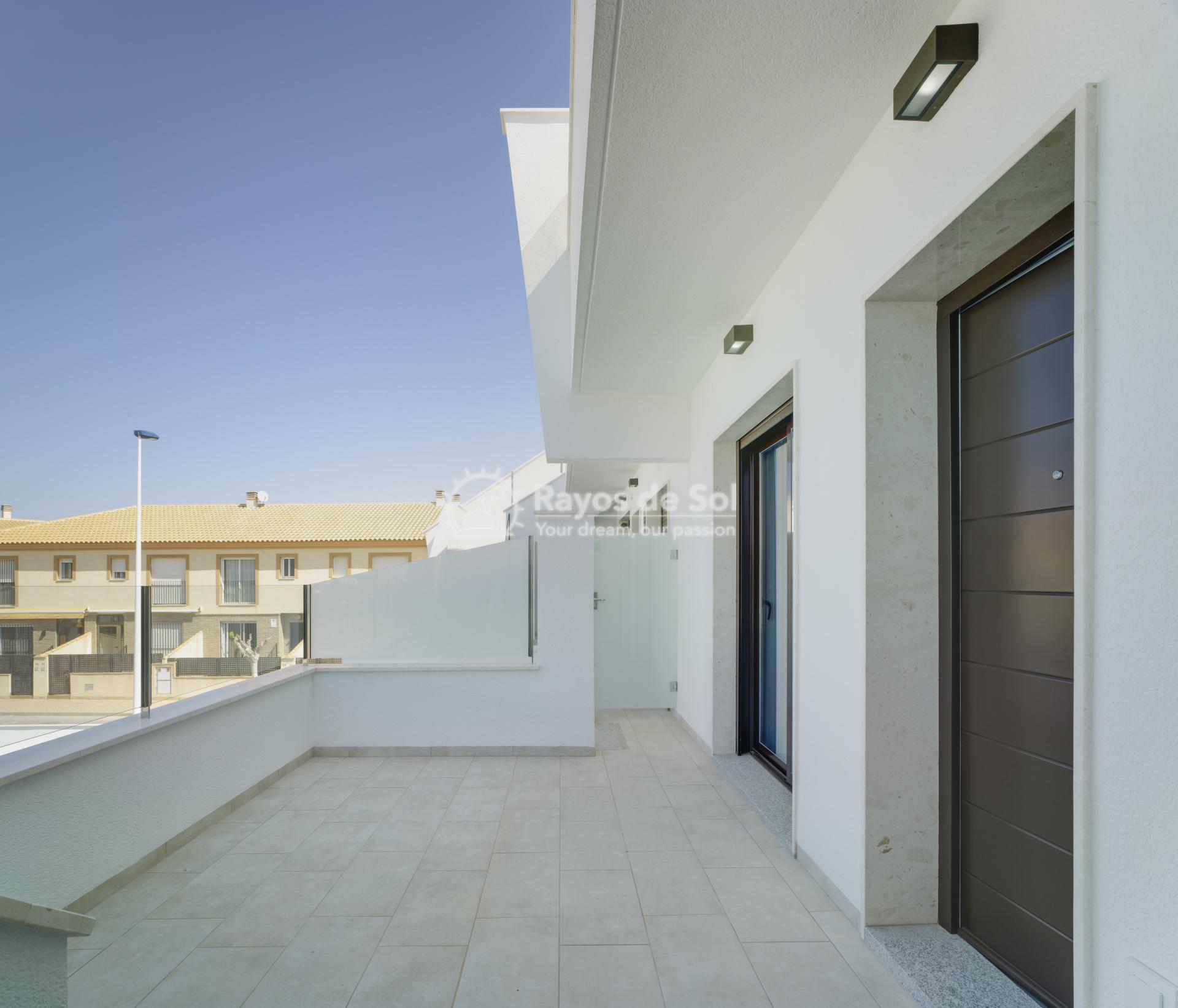 Ground Floor Apartment  in Pilar de la Horadada, Costa Blanca (playamar8-gf) - 17