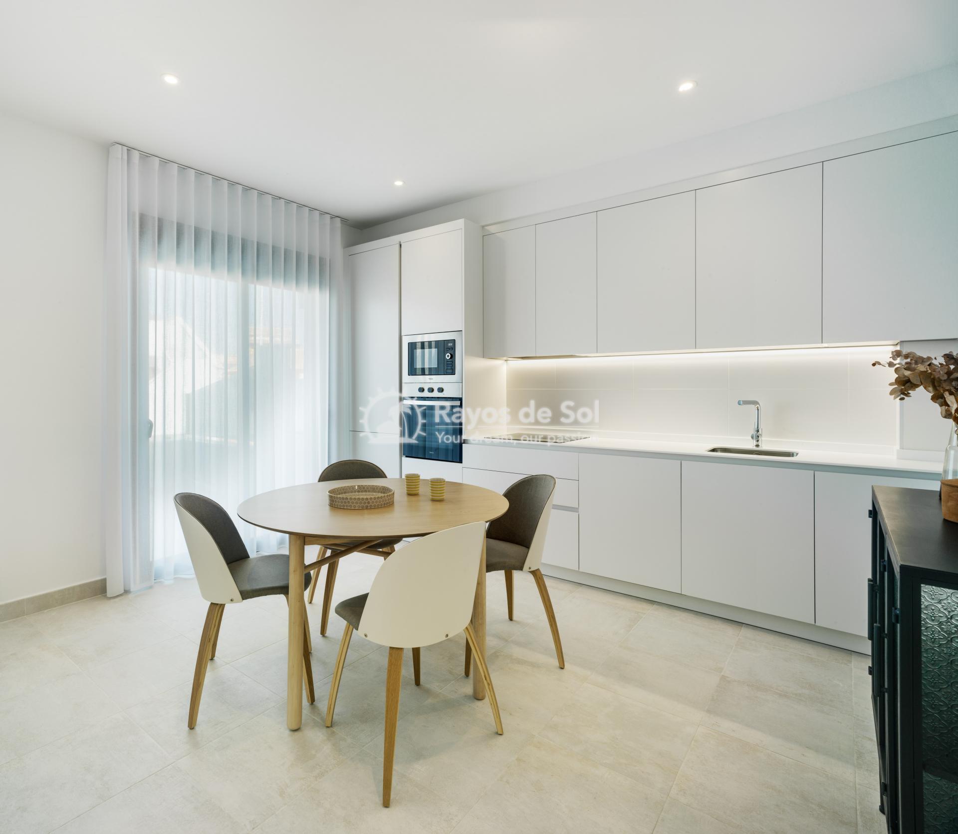 Ground Floor Apartment  in Pilar de la Horadada, Costa Blanca (playamar8-gf) - 7