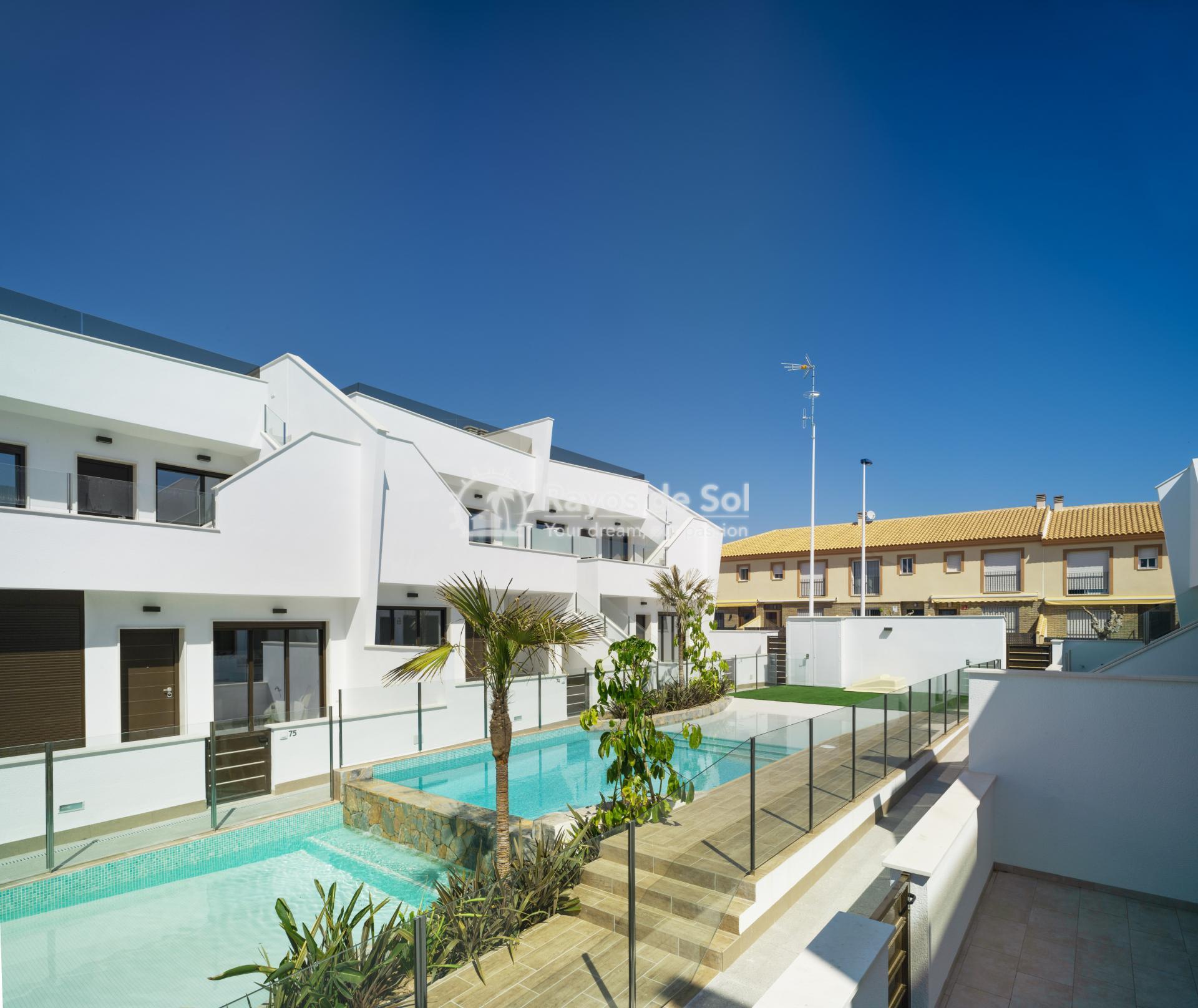 Ground Floor Apartment  in Pilar de la Horadada, Costa Blanca (playamar8-gf) - 21