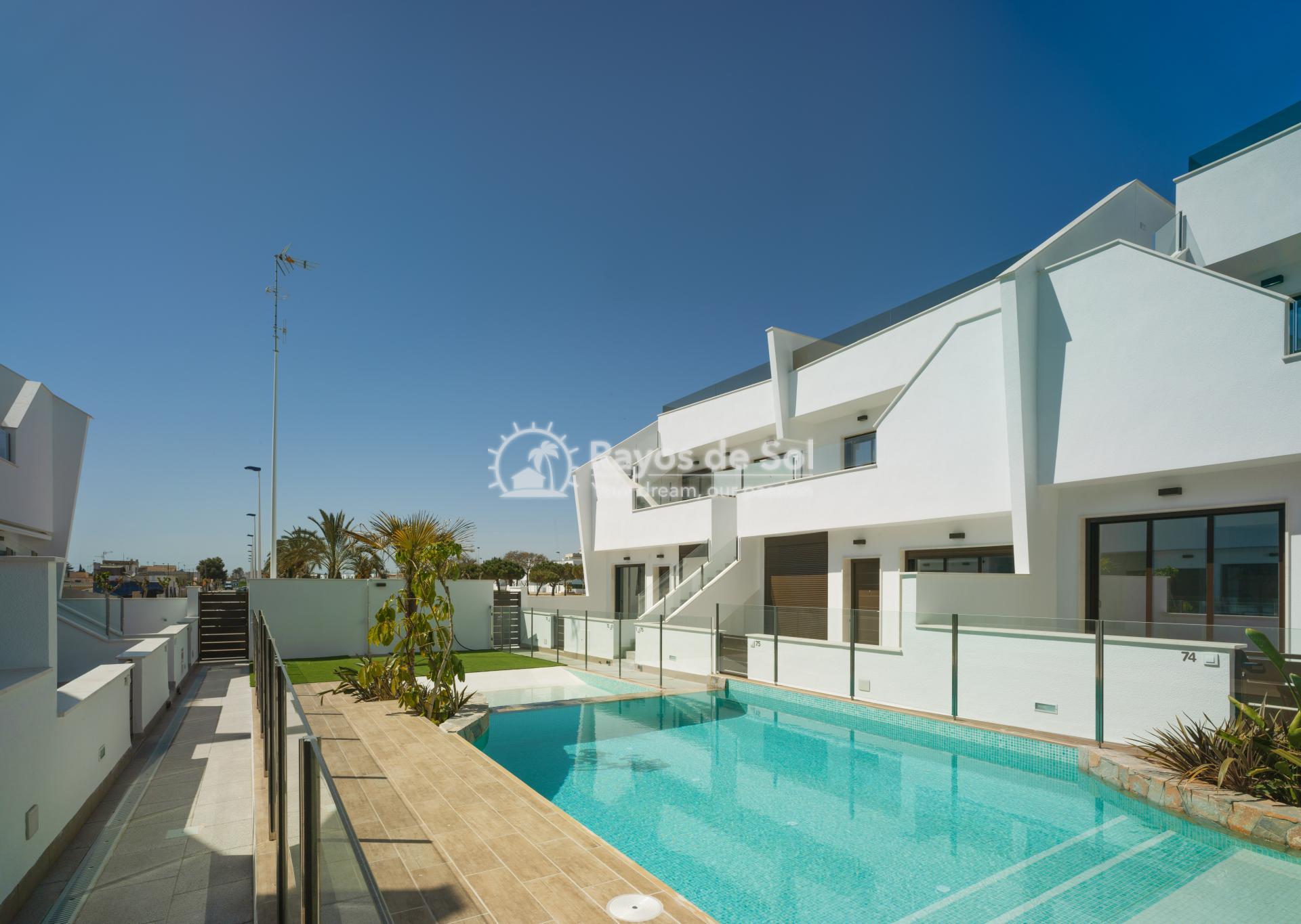 Ground Floor Apartment  in Pilar de la Horadada, Costa Blanca (playamar8-gf) - 22