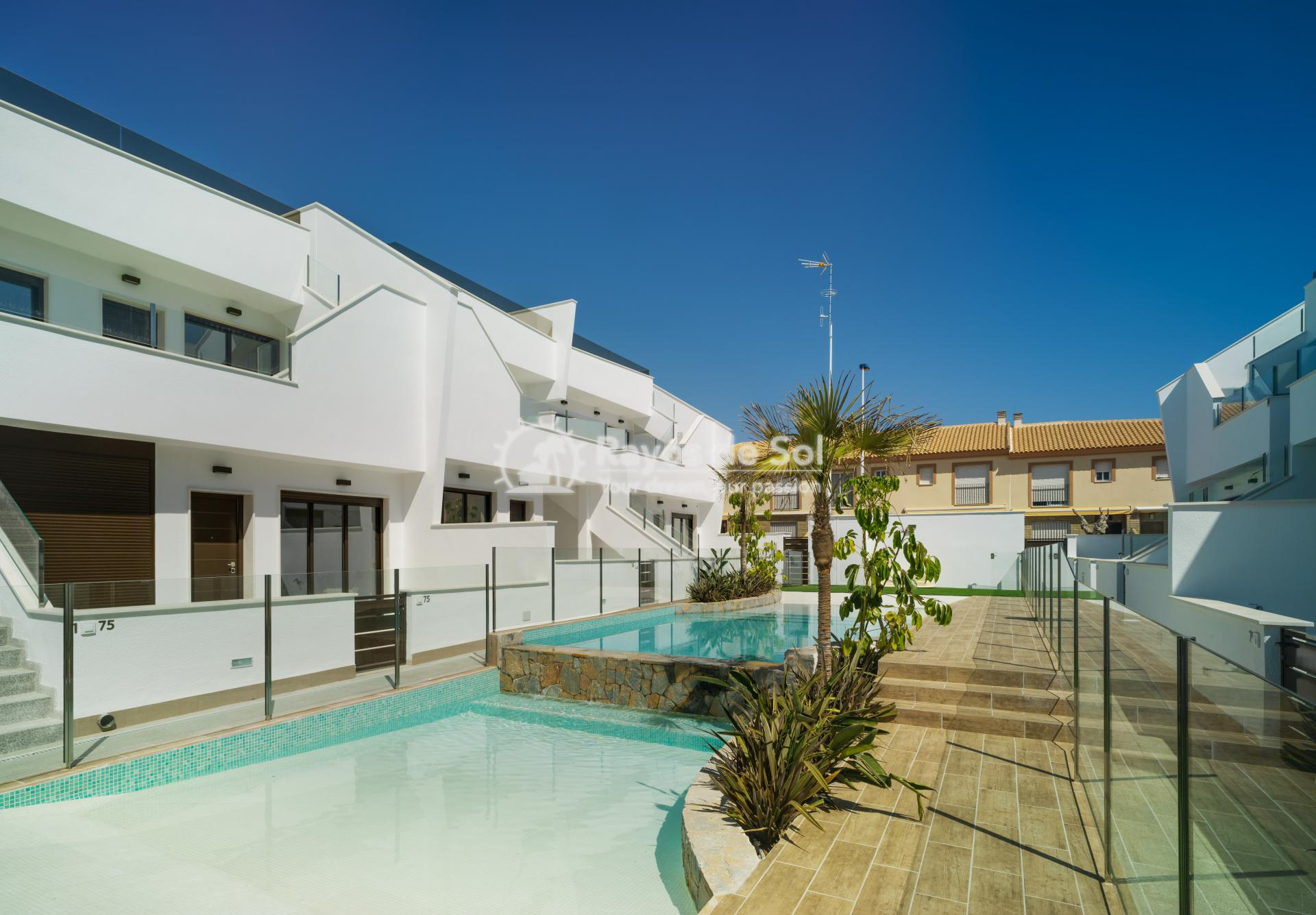 Ground Floor Apartment  in Pilar de la Horadada, Costa Blanca (playamar8-gf) - 23