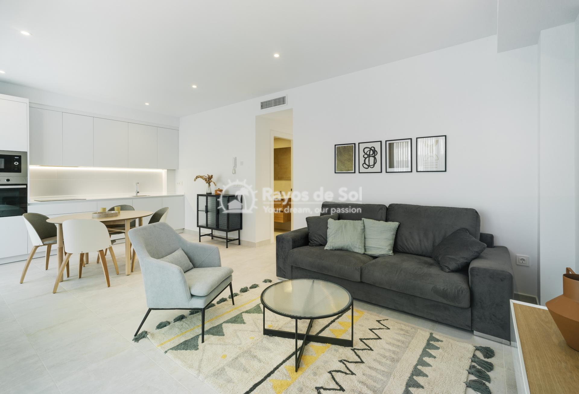 Ground Floor Apartment  in Pilar de la Horadada, Costa Blanca (playamar8-gf) - 3