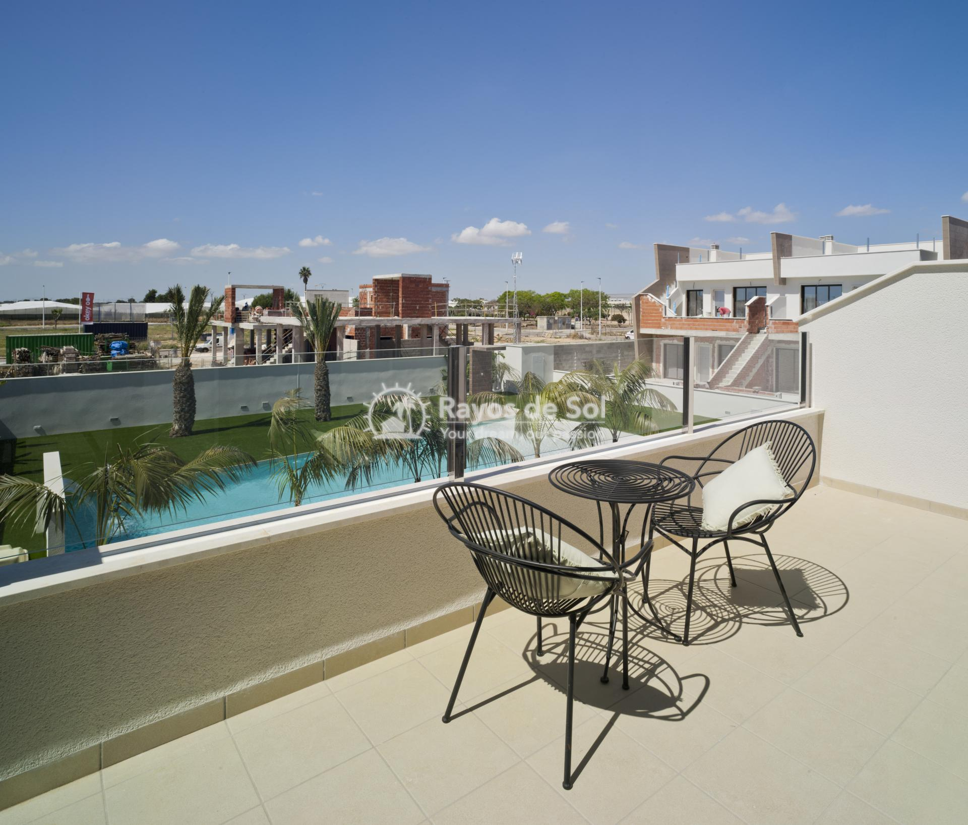 Penthouse  in Pilar de la Horadada, Costa Blanca (playamar5-tf) - 27