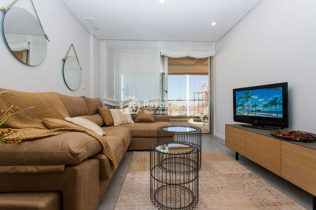 Penthouse  in Orihuela Costa, Costa Blanca (greenh-ph-2d) - 3