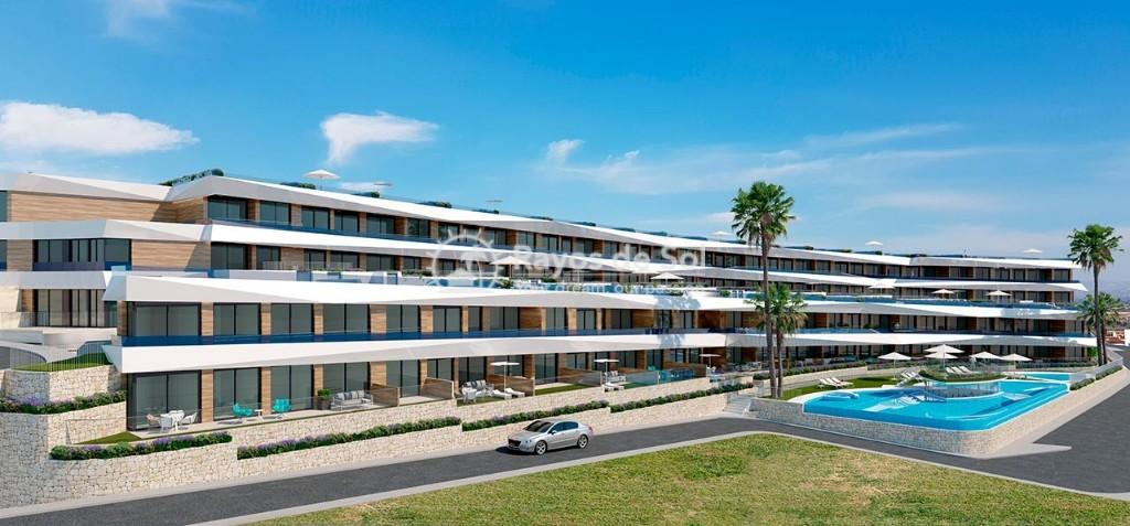 Apartment  in Santa Pola, Costa Blanca (aura-apt-3d) - 2