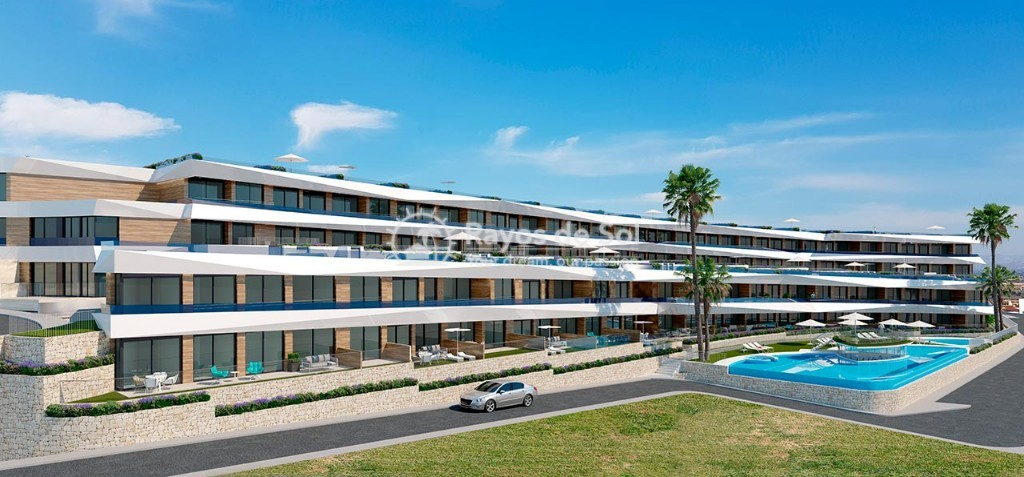 Apartment  in Santa Pola, Costa Blanca (aura-apt-3d) - 7