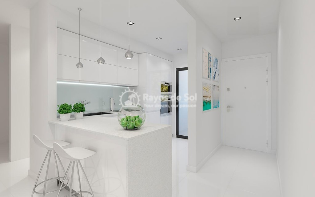 Apartment  in Santa Pola, Costa Blanca (aura-apt-3d) - 4