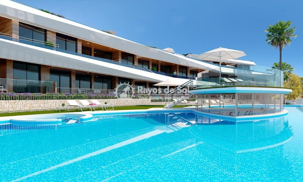 Apartment  in Santa Pola, Costa Blanca (aura-apt-3d) - 14