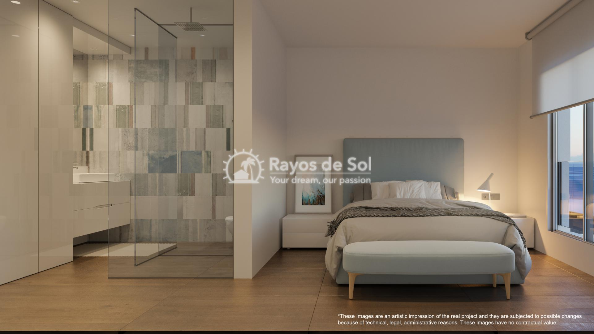Apartment  in Las Colinas, Orihuela Costa, Costa Blanca (nisperoap-3d) - 12