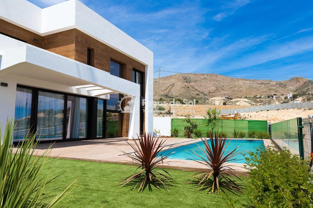 Villa  in Finestrat, Costa Blanca (cg-clife-view) - 2