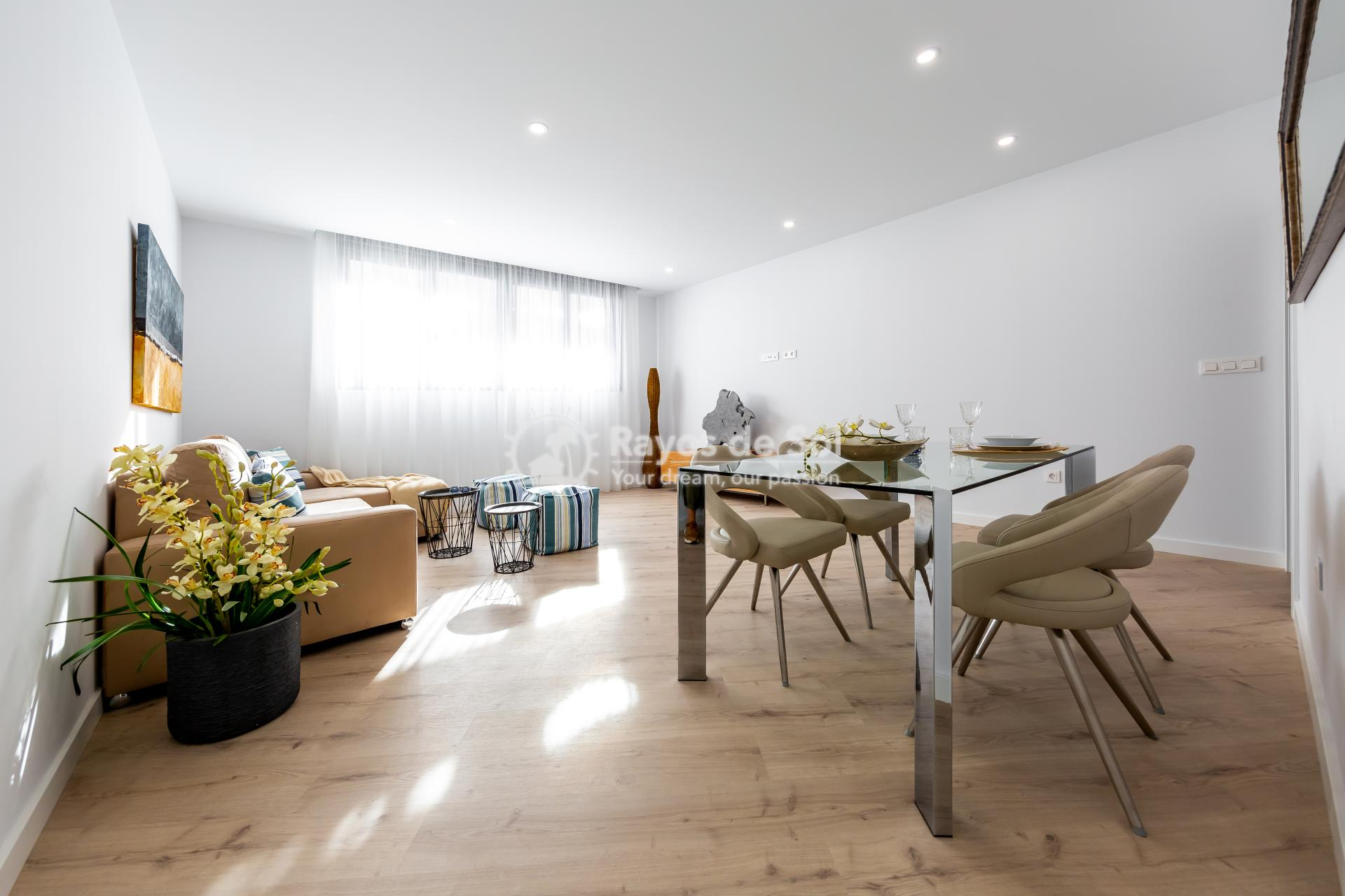Apartment  in Guardamar del Segura, Costa Blanca (portalmar-pb-2d) - 10