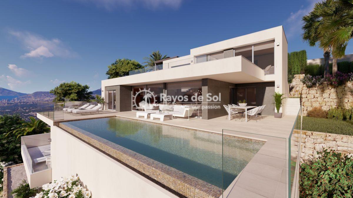 Villa  in Benitachell, Costa Blanca (ov-aj235) - 3