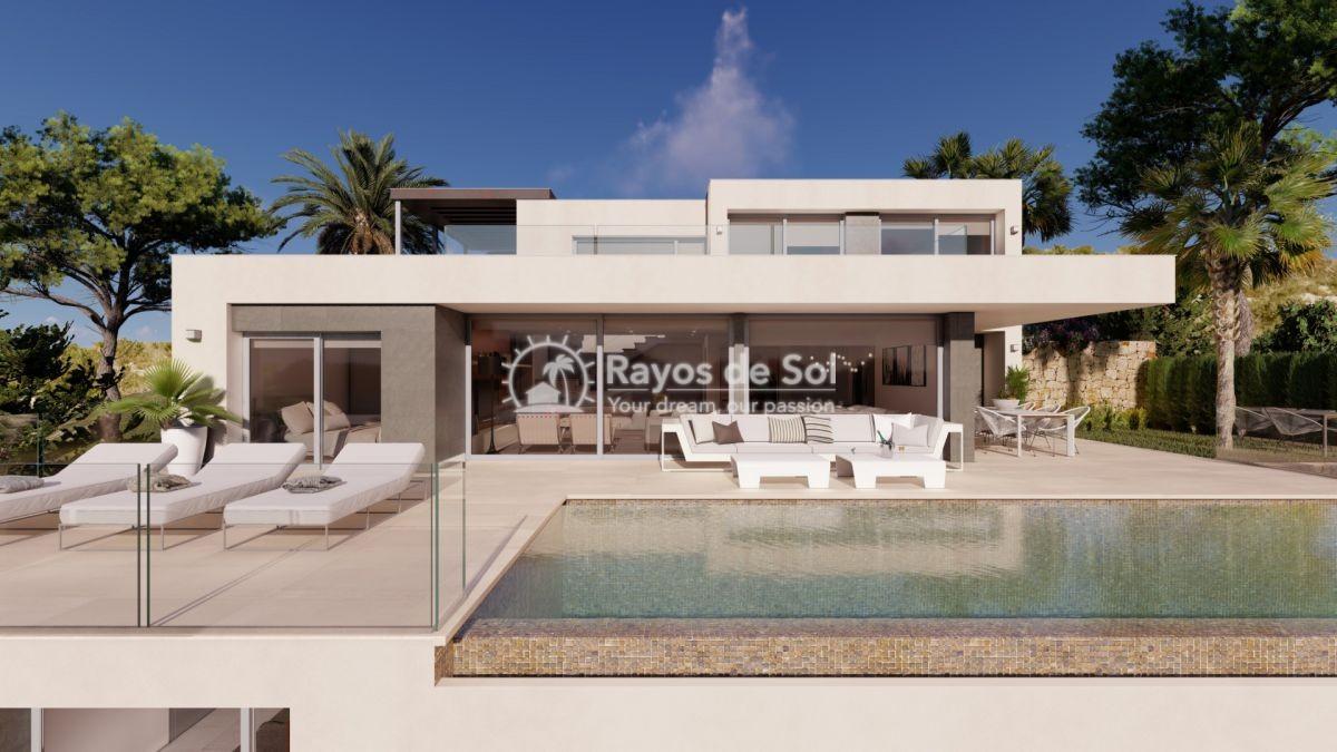 Villa  in Benitachell, Costa Blanca (ov-aj235) - 4