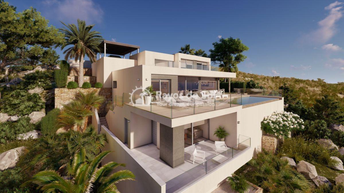 Villa  in Benitachell, Costa Blanca (ov-aj235) - 2