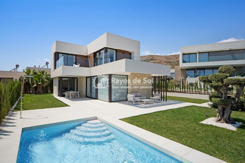 Villa  in Finestrat, Costa Blanca (seaview) - 1