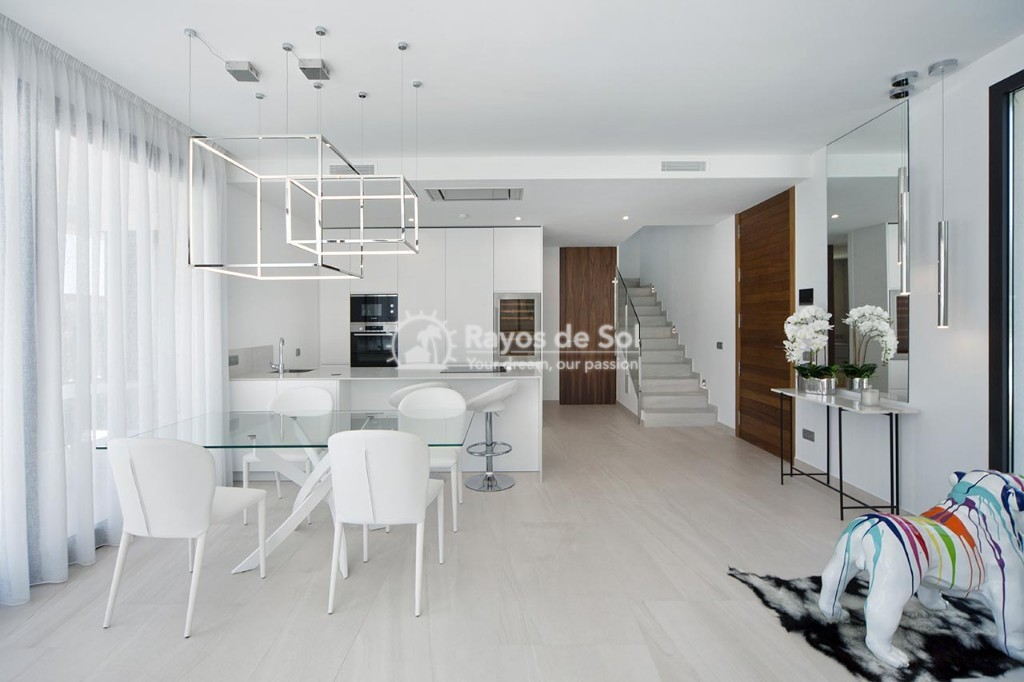 Villa  in Finestrat, Costa Blanca (seaview) - 8
