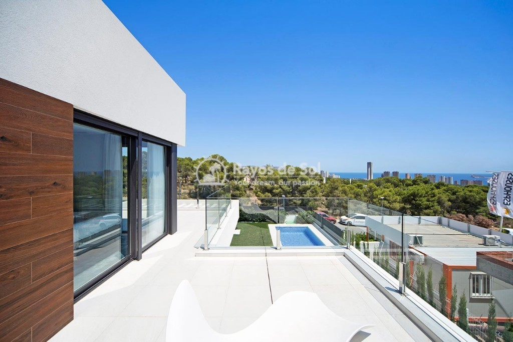 Villa  in Finestrat, Costa Blanca (seaview) - 32