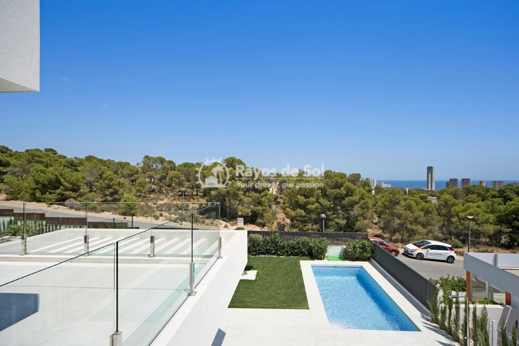 Villa  in Finestrat, Costa Blanca (seaview) - 33