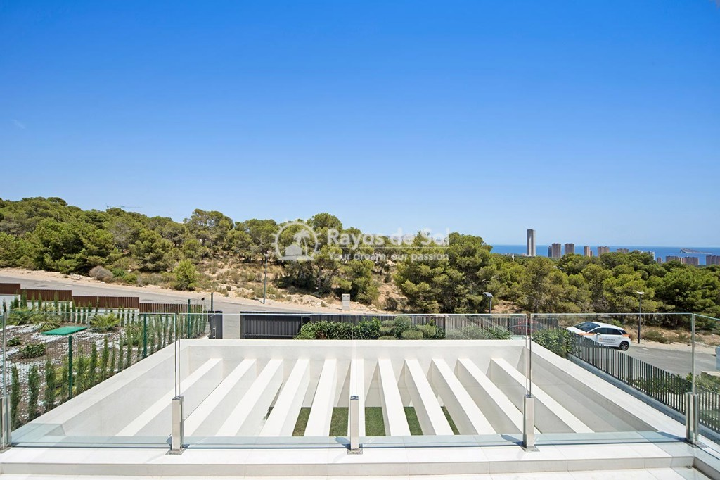 Villa  in Finestrat, Costa Blanca (seaview) - 35