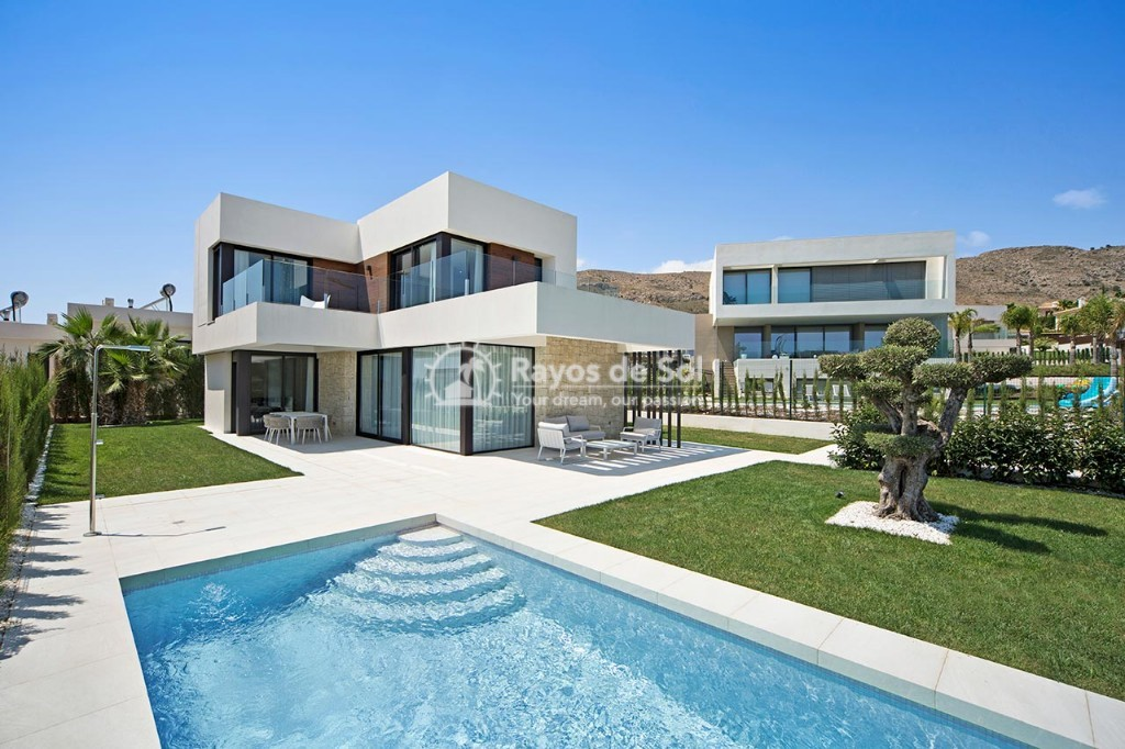 Villa  in Finestrat, Costa Blanca (seaview) - 36