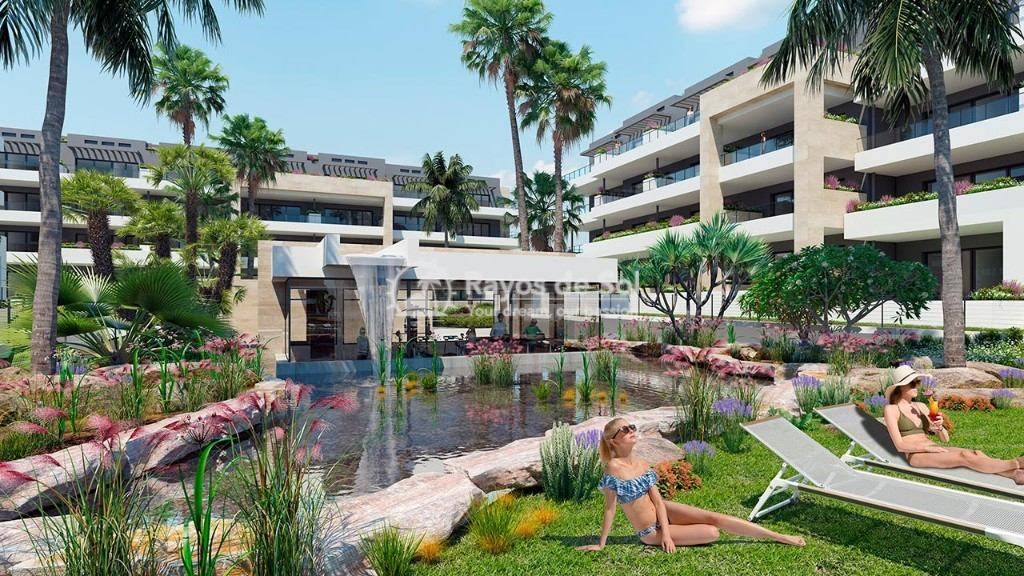 Apartment  in Playa Flamenca, Orihuela Costa, Costa Blanca (flamencav-gf-3d) - 7