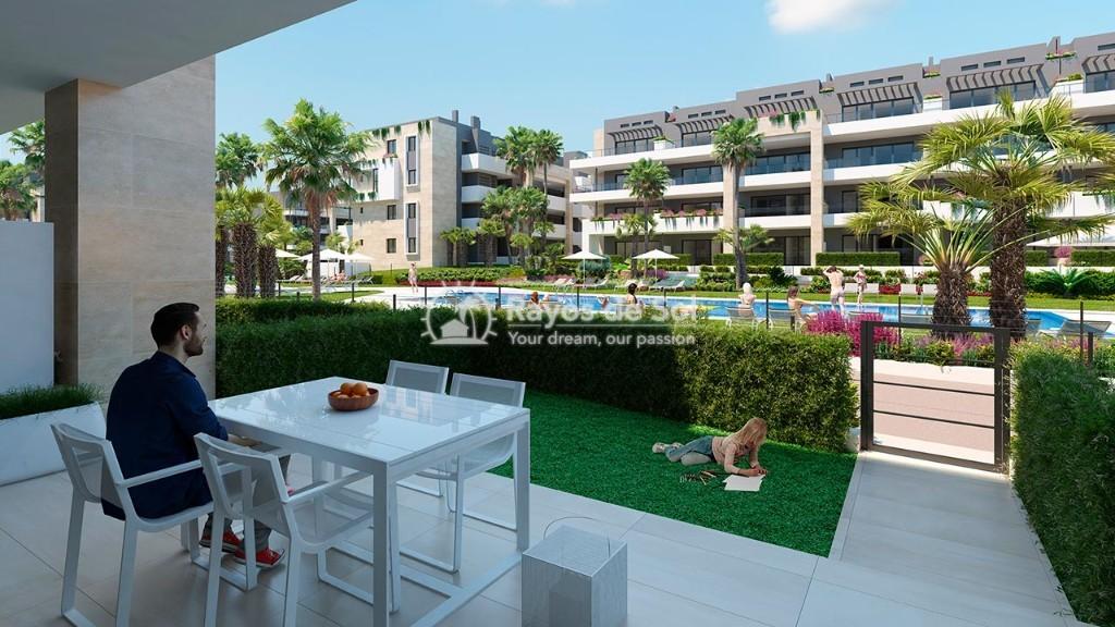 Apartment  in Playa Flamenca, Orihuela Costa, Costa Blanca (flamencav-gf-3d) - 9