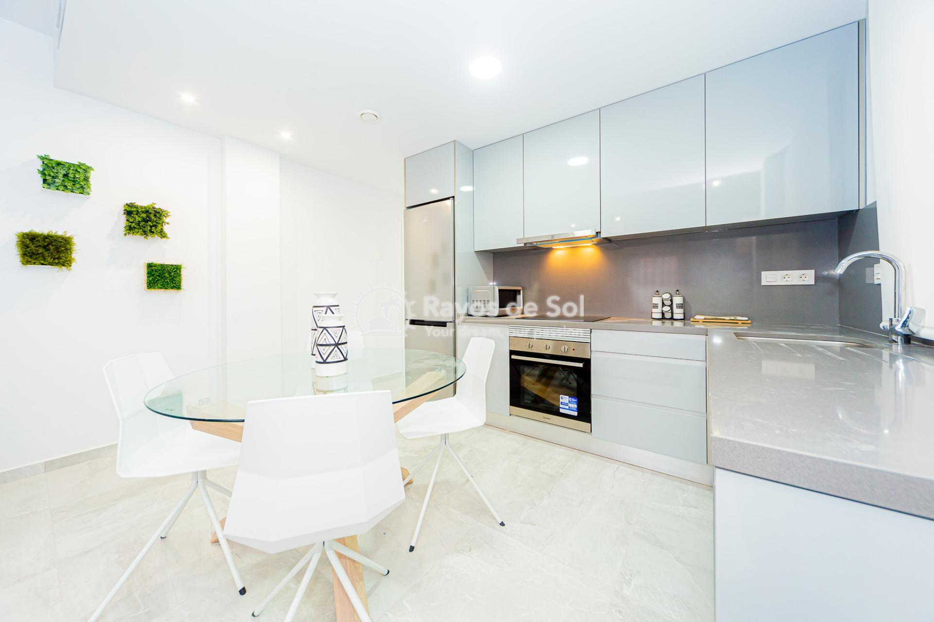 Apartment  in Torrevieja, Costa Blanca (alegria10-gf-2d) - 13