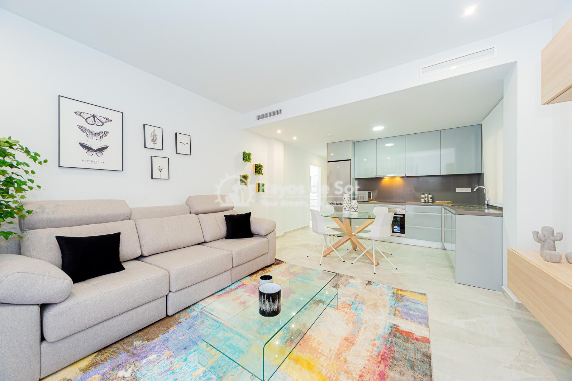 Apartment  in Torrevieja, Costa Blanca (alegria10-gf-2d) - 1