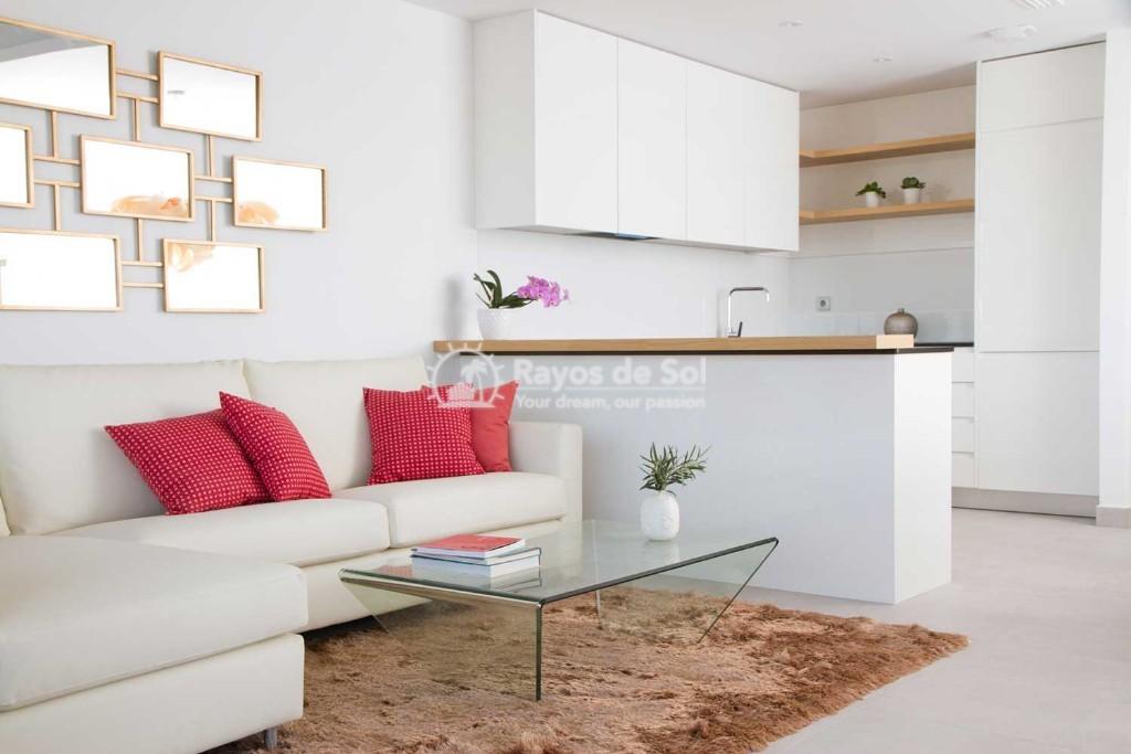 Apartment  in Los Dolses, Orihuela Costa, Costa Blanca (montesolana-tipo-3d) - 2
