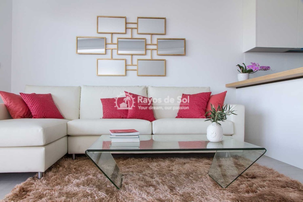 Apartment  in Los Dolses, Orihuela Costa, Costa Blanca (montesolana-tipo-3d) - 3