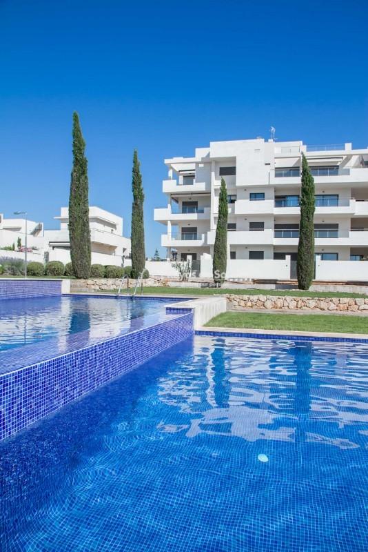 Apartment  in Los Dolses, Orihuela Costa, Costa Blanca (montesolana-tipo-3d) - 9